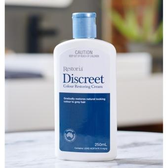 Price List New Restoria Discreet Hair Colour Natural Restoring