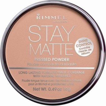 Rimmel London Stay Matte Pressed Powder 14g (018 Creamy Beige) Price Philippines