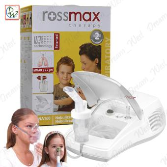 Rossmax Therapy NA100 Nebulizer (White/Gray)
