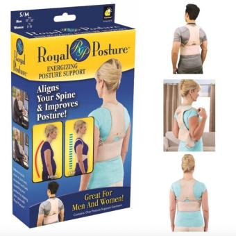 Royal Posture Back Supporter (Brown) Price Philippines