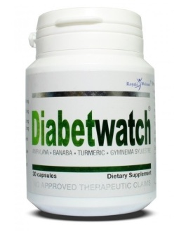 Royale Diabetwatch Diabetes Supplement 30 Capsules 225mg Price Philippines