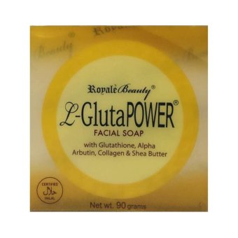 Royale L-Gluta Anti-aging Soap with L-Gluthathione and Collagen