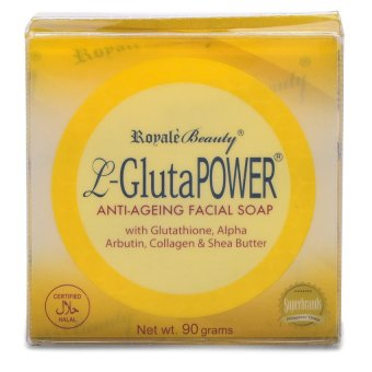 Royale L-Gluta Power Anti-ageing Soap 90g