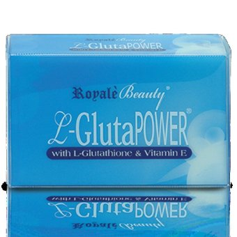 Royale L-Gluta Power Soap with L-Gluthathione and Vitamin E