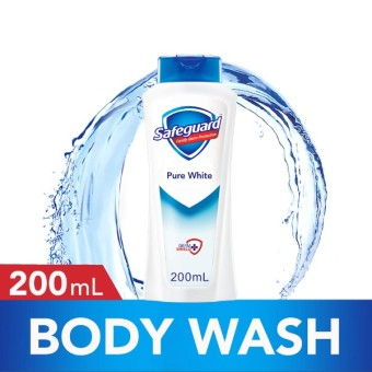 Safeguard Pure White Body Wash 200ml Price Philippines