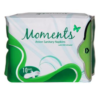 Sante Barley Moments Ion Sanitary Napkins