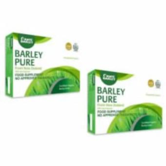 Sante Barley Pure New Zealand (500mg/60 Capsules) Set Of 2