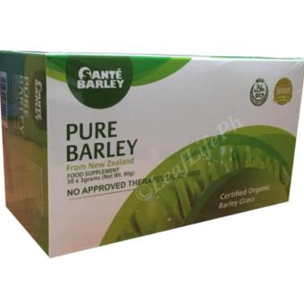 Sante Barley Pure powder juice New Zealand (3grams / 30 sachets) Price Philippines