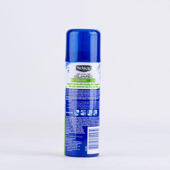 Schick Shave Guard Sensitive Lime Foam 220ml - 2
