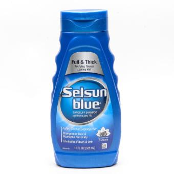 Selsun Blue Full & Thick Dandruff Shampoo 325ml