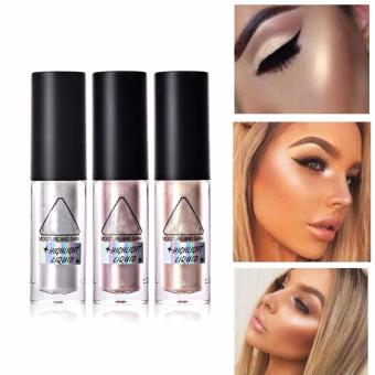 Shade 2 Face Makeup Highlighter Stick Shimmer Powder Cream Waterproof Silver Light Beauty Contour Bronzer
