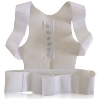 Shoulder Posture Corrector Chest Support Belt Vest Therapy White Price Philippines