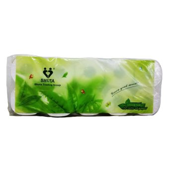 Shuta Green Tea Bathroom Tissue 10 Rolls By 10's Buy 2 Get 1 PackFor Free Price Philippines
