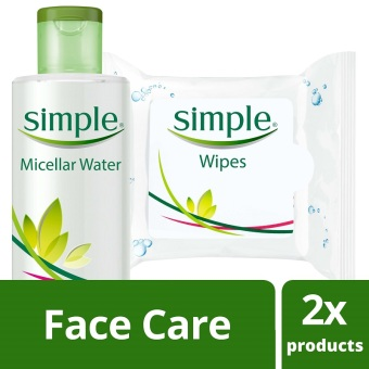 Simple Micellar Must - Haves: Micellar Water and Micellar Wipes