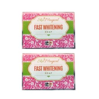 Skin Magical Fast Whitening Soap 135g Bundle of 2 Price Philippines