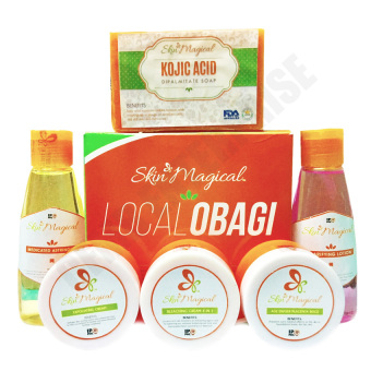 Skin Magical Local Obagi Set Price Philippines
