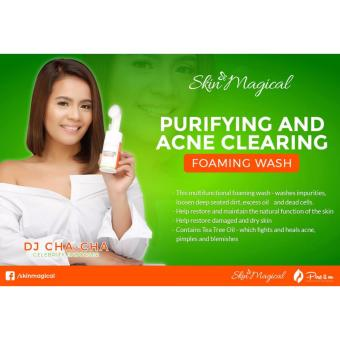 Skin Magical Purifying and Acne Clearing Foam Wash 100ml
