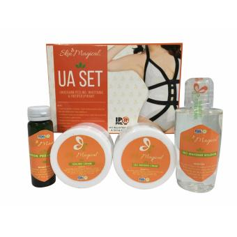 Skin Magical Underarm Peeling, Whitening and Antiperspirant Kit Price Philippines