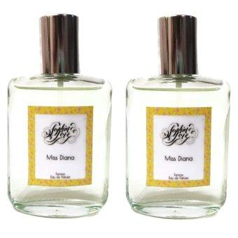Sophia Love Miss Diana Eau De Parfum for Women 35ml Set of 2