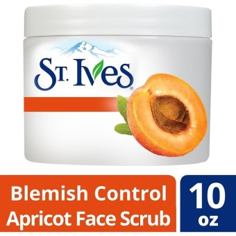 St. Ives Blemish Control Apricot Face Scrub 10oz