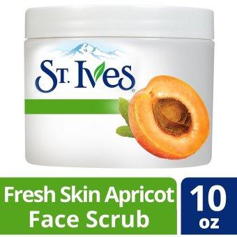 St. Ives Fresh Skin Apricot Face Scrub 10oz