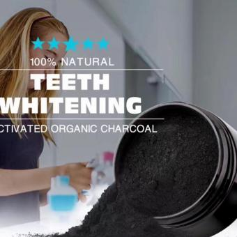 Stache Activated Charcoal Natural Teeth Whitener - 2