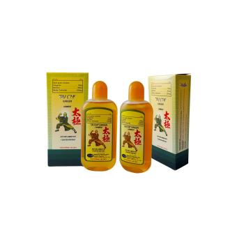 TAI CHI - GINGER LINIMENT 120ml TWIN PACK