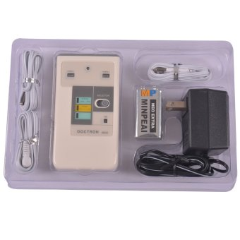Taiwan Doctron 3002 TENS Nerve Electric Stimulator (White) - 2