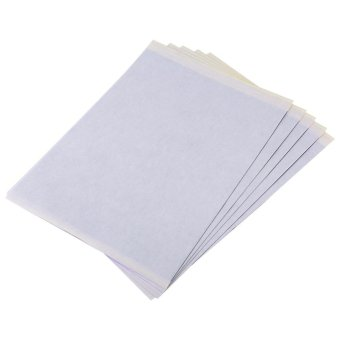 Tattoo Paper A4 Size Spirit Thermal Stencil Transfer Carbon TracingCopy Makeup Tool (25Sheets) - intl - 2