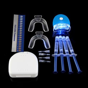 Teeth Whitening White Bleaching System Oral Gel Kit Tooth Whitener - Intl