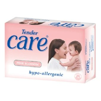 Tender Care  Pink Blossom Hypo-Allergenic Baby Soap 115g Price Philippines