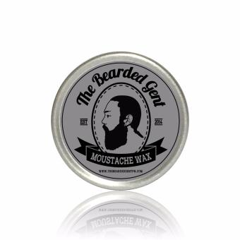 The Bearded Gent Moustache Wax 15g Price Philippines