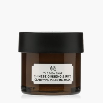 The Body Shop Chinese Ginseng & Rice Clarifying Polishing Mask75 mL