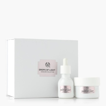 The Body Shop Drops of Light Skincare Set