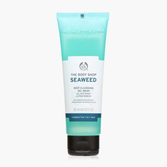 The Body Shop Seaweed Cleansing Gel Wash 125 mL