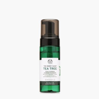 The Body Shop Tea Tree Skin Clearing Foaming Cleanser 150 mL
