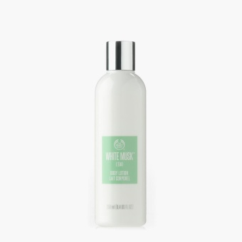 The Body Shop White Musk L'eau Body Lotion 250ml