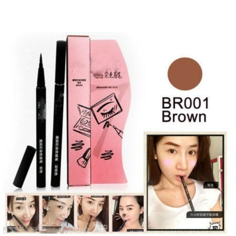 The New Ladies Cosmetic Tattoo Pen Long-lasting 7 Days Eyebrow Pencil Pen Waterproof - intl
