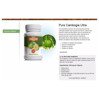 The Pure Cambogia Ultra (best Seller) Price Philippines