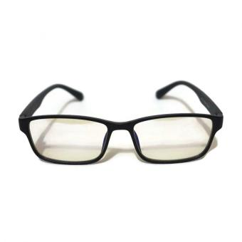 The Slim Computer Glasses (Chrome Black) Anti-blue light, fatigue, anti radiation gaming glasses