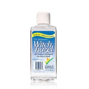 T.N. Dickinsons's Witch Hazel 100 % Natural Astringent 2oz