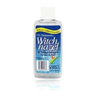 T.N. Dickinsons's Witch Hazel 100 % Natural Astringent 59ml 20z