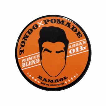 Tondo X Pomade Rambol - Strong Hold/Matte