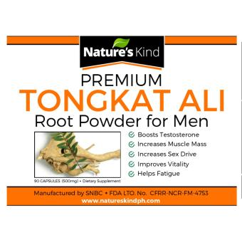 Tongkat Ali Root Capsules - Nature's Best Testosterone Booster and Most Potent Aphrodisiac 500mg - 4