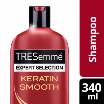 tresemme keratin smooth shampoo review and price