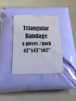 Triangular Bandage Pack
