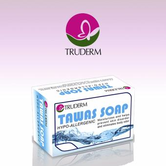 Truderm Tawas Soap 135grams Set of 6 Price Philippines