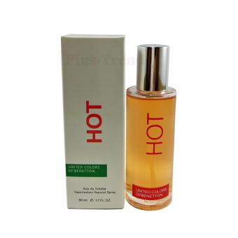 United Colors of Benetton Hot Eau De Toilette 50ml