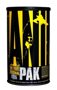 Universal Nutrition Animal Pak Sports Nutrition Supplement-44-Count