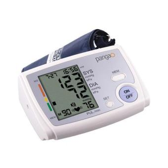 Upper Arm Electronic Blood Pressure Monitor (White)